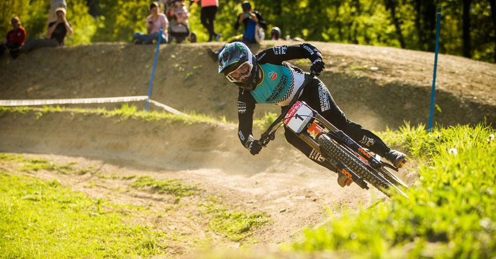 ixs downhill cup, Danny Hart