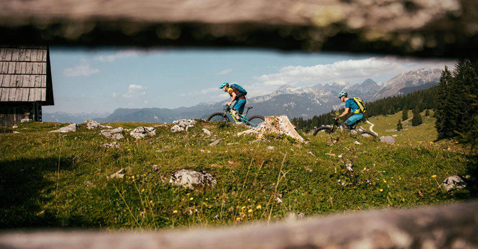 Bohinj Pokljuka mountain bike signature trails
