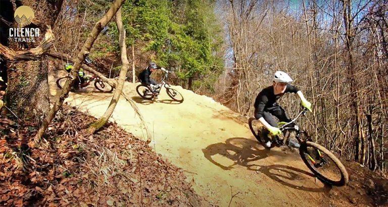 Cilenca trails