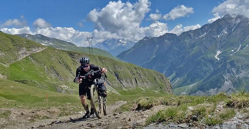 Elliott Dixon, Mont Blanc